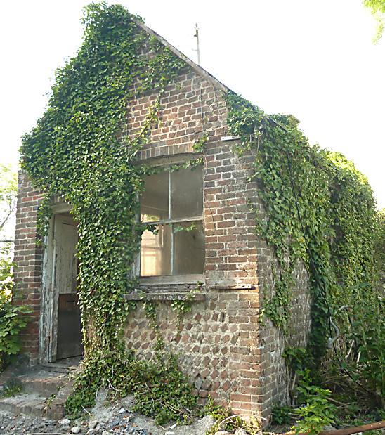 Abandoned And DerelictWorkshop Abandoned Derelict Garage