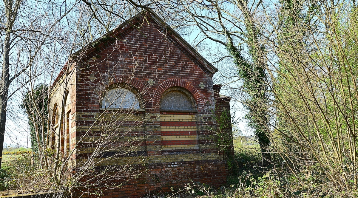 Water Pumping Station : Sussex