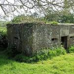 WW2 Barcombe Pillbox Pill Box Lewes Sussex Abandoned Derelict Building Urbex Urban Decay Exploration UE Redundant