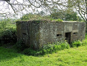 WW2 Barcombe Pillbox Pill Box Lewes Sussex Abandoned Derelict Building Urbex Urban Decay Exploration UE Redundant
