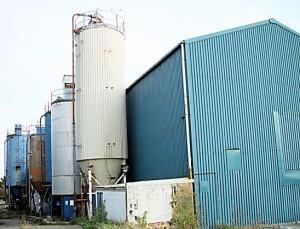 Artex Ltd Factory Newhaven