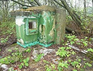 ROC Observation Post Royal Observer Corps Cold War