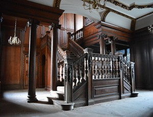 Silverlands Orphanage Staircase