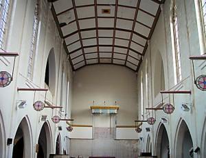 St Elisabeth Church Pipe Organ