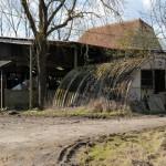Derp Abandoned Derelict Rusty Farm Buildings
