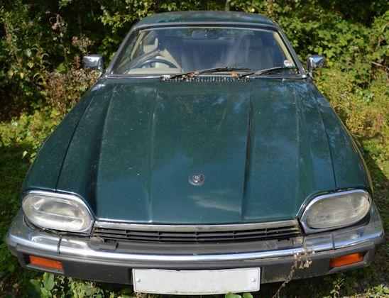 Abandoned And Derelictjaguar Classic Car Scrapyard Urbex Scrap Yard