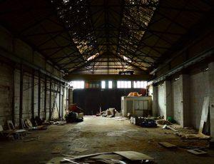 Disused Warehouse North Street Quarter Lewes