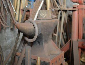 Glynde Forge Blacksmith's Smithy Hearth