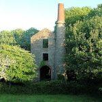 Tin Mine Cornwall Derelict