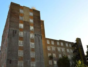 Brighton Office Block Anston House Sussex Abandoned Derelict