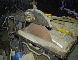 Abandoned Barn Workshop Glynde