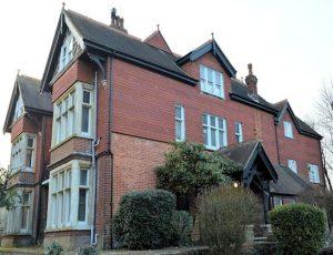 Saxonbury House Lewes District Council