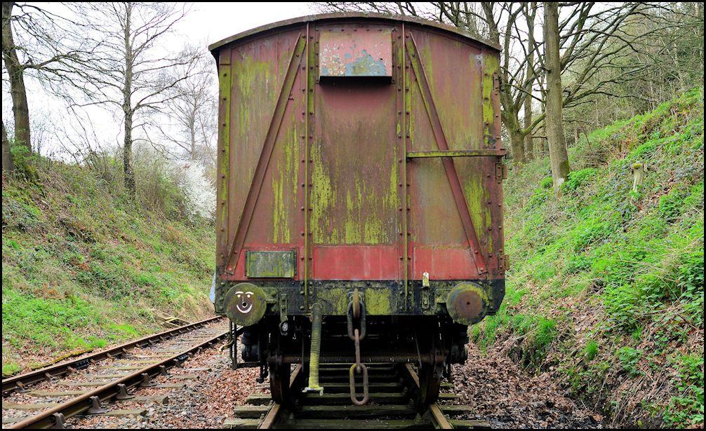 Rolling Stock Railway Sussex