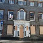 Abandoned Lewes Crown Inn Pub